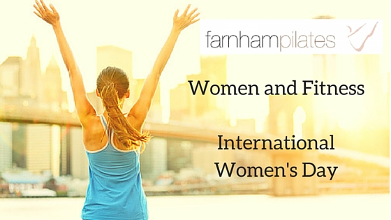 Fitness and International Women's Day