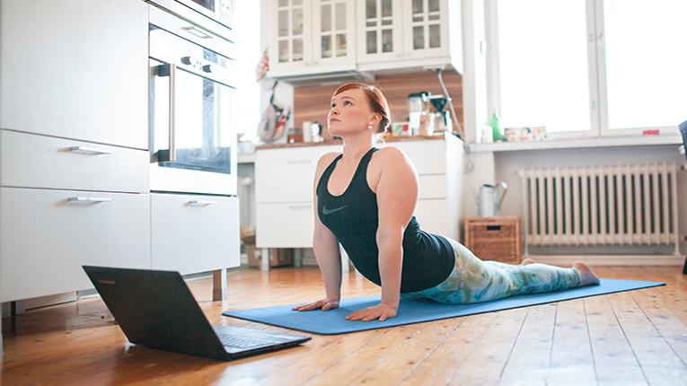 Farnham Pilates weekly blog – get ski-fit!